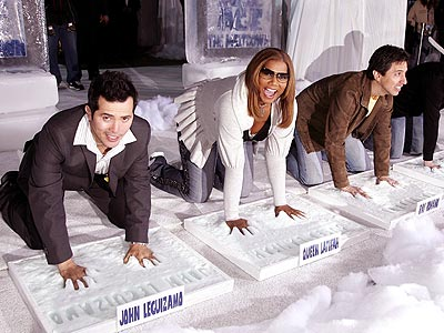 SNOW JOB photo | John Leguizamo, Queen Latifah