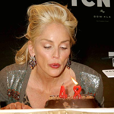 Sharon Stone date of birth