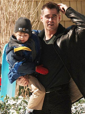 DADDY DAYCARE photo | Colin Farrell