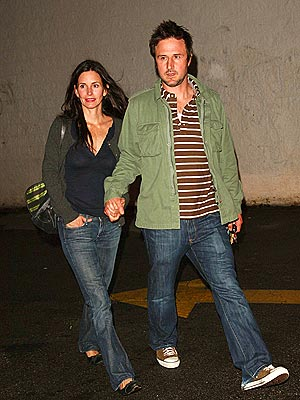 'FRIENDS' FOR LIFE photo | Courteney Cox, David Arquette