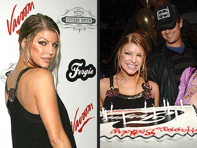 PIECE OF  CAKE photo | Fergie, Josh Duhamel