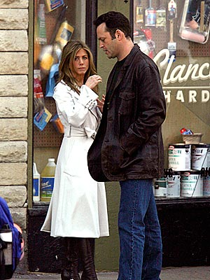 DEJA VIEW photo | Jennifer Aniston, Vince Vaughn