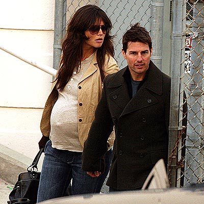 FINAL COUNTDOWN photo | Katie Holmes, Tom Cruise