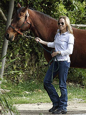 BRIDLE GUIDE photo | Sheryl Crow
