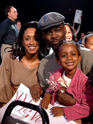 FAMILY MAN photo   Chris Rock