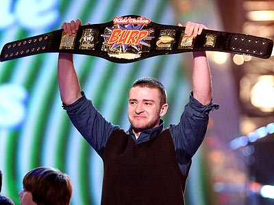 REIGNING CHAMP photo | Justin Timberlake