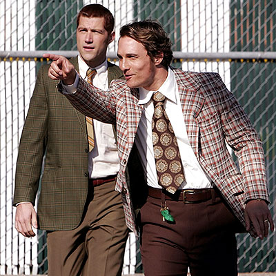 THAT '70S DUO photo | Matthew Fox, Matthew McConaughey