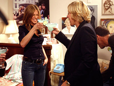 HOME SWEET HOME photo | Ellen DeGeneres, Jennifer Aniston
