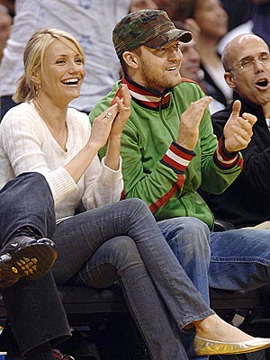 TEAM EFFORT photo | Cameron Diaz, Justin Timberlake