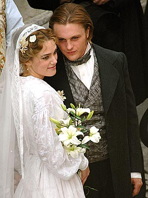 WEDDING BELLE photo | Keira Knightley, Michael Pitt