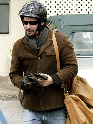 CHECK YOUR HEAD photo | Keanu Reeves
