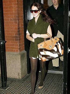 SPRING LOADED photo   Lindsay Lohan
