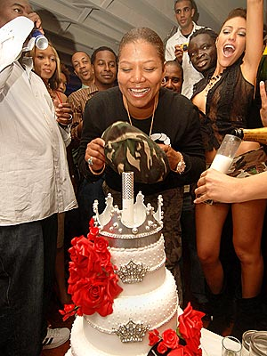 BIRTHDAY REIGN photo | Queen Latifah