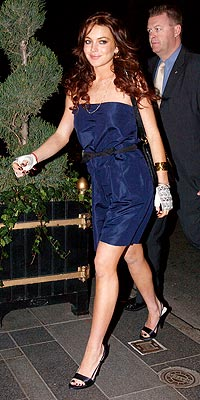 NIGHT OWL photo | Lindsay Lohan