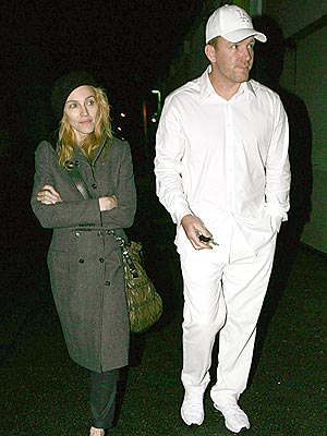 COUPLED UP photo | Guy Ritchie, Madonna