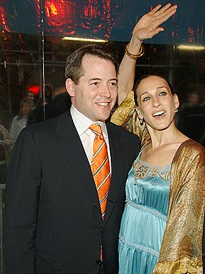 THEATER LOVERS photo | Matthew Broderick, Sarah Jessica Parker