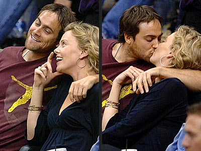 SCORE! photo | Charlize Theron, Stuart Townsend