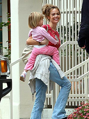 FAMILY PLAN photo | Denise Richards