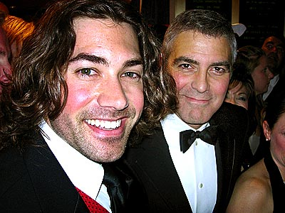 IDOL WORSHIP photo | Ace Young, George Clooney