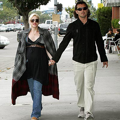 SHADY DUO photo | Gavin Rossdale, Gwen Stefani