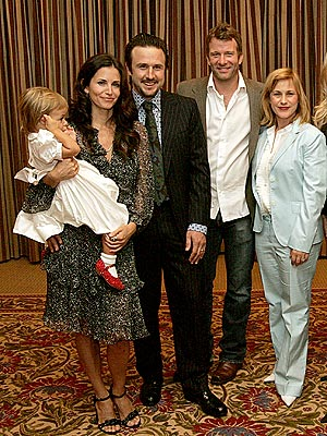 FAMILY BUSINESS photo | Courteney Cox, David Arquette, Patricia Arquette