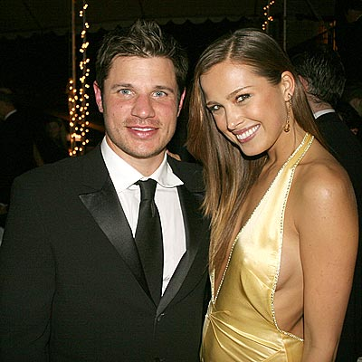 DERBY DUO photo | Nick Lachey, Petra Nemcova