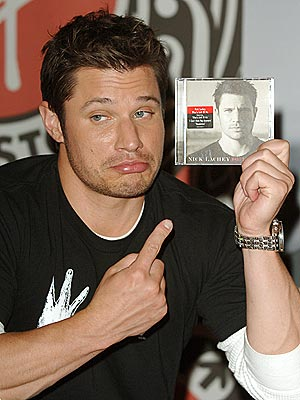MUG SHOT photo | Nick Lachey