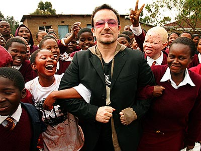 ONE LOVE photo | Bono