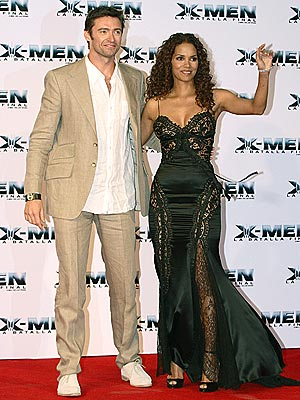 'X' SELLS photo | Halle Berry, Hugh Jackman