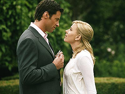 LOVE SCENE photo | Hugh Jackman, Scarlett Johansson