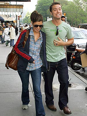 B-DAY GIRL photo | Jamie-Lynn Sigler, Lance Bass