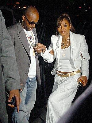 HALF HER SIZE photo | Janet Jackson, Jermaine Dupri