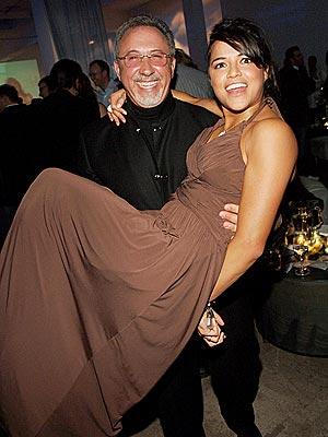 PICK-ME-UP photo | Emilio Estefan, Michelle Rodriguez