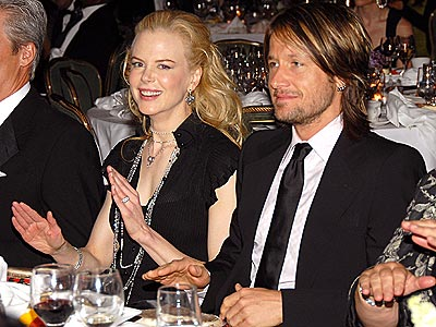 WE GOT THE BEAT photo | Keith Urban, Nicole Kidman