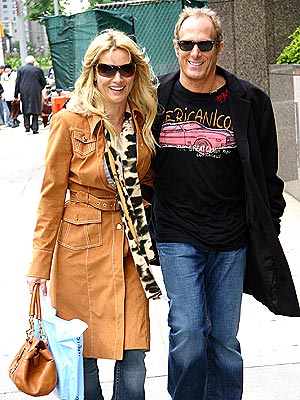 SHADY DUO photo | Michael Bolton, Nicollette Sheridan