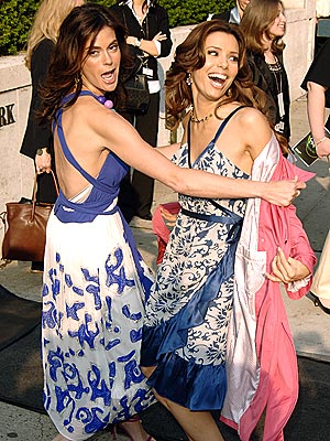 FULL FRONTAL photo | Eva Longoria, Teri Hatcher