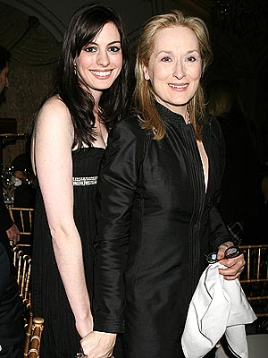 'DEVIL' MAY CARE photo | Anne Hathaway, Meryl Streep