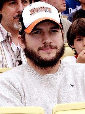HAIR APPARENT photo | Ashton Kutcher