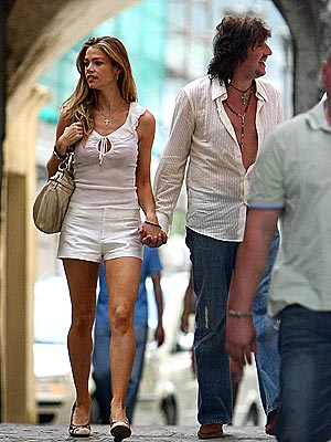 NUOVO AMORE  photo | Denise Richards, Richie Sambora