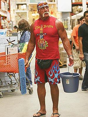 CLEAN SWEEP  photo | Hulk Hogan