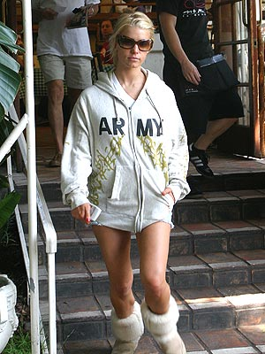 ARMY OF ONE photo | Jessica Simpson