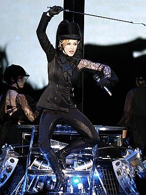 RIDING LESSON photo | Madonna