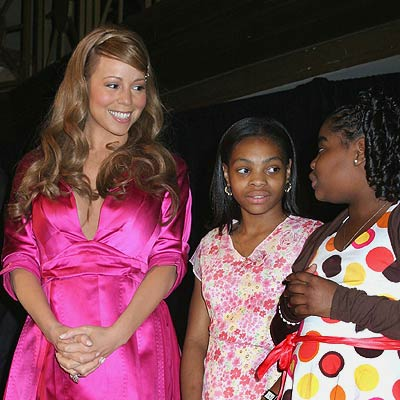 GIRLS' CLUB photo | Mariah Carey