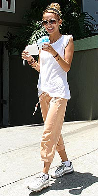 ICE ICE BABY  photo | Nicole Richie