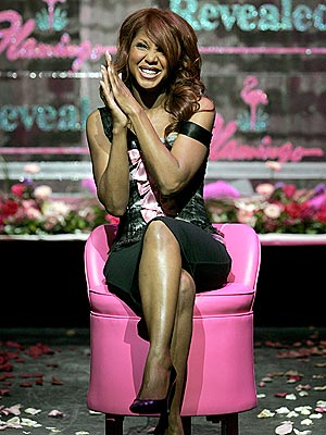 IN THE PINK photo | Toni Braxton