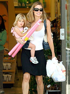 GOODY BAGS photo | Denise Richards
