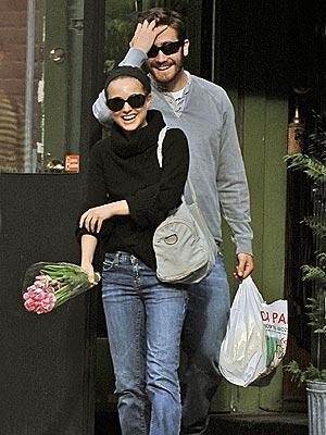 LUNCH DATES photo | Jake Gyllenhaal, Natalie Portman