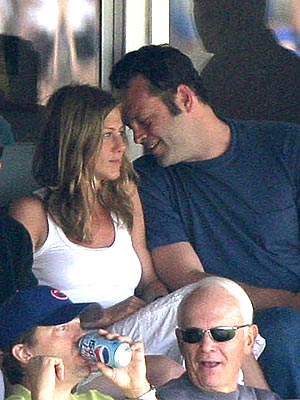 BALLPARK FIGURES photo | Jennifer Aniston, Vince Vaughn