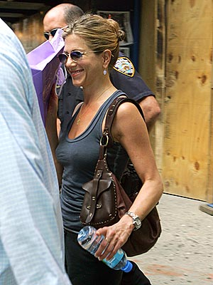 DAY OF BEAUTY photo | Jennifer Aniston