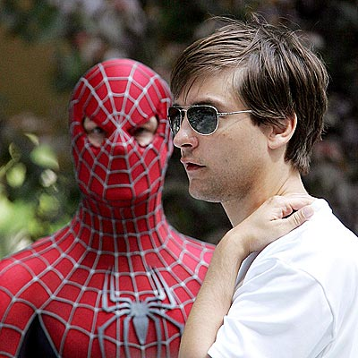WEB MASTER photo | Tobey Maguire